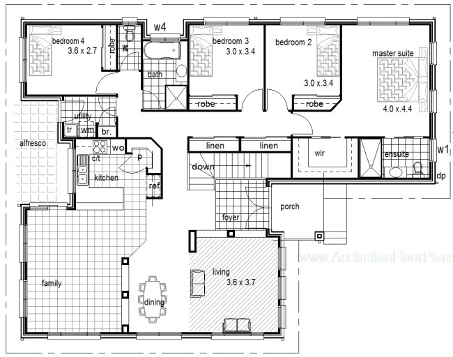 sloping land home design